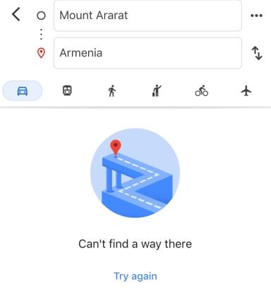 map ararat armenia
