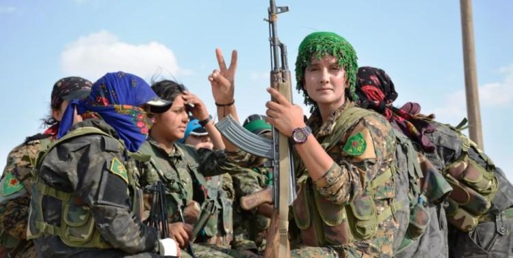 YPG-The Kurds