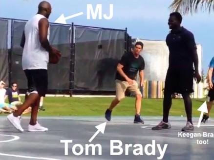 basketball tom brady michael jordan